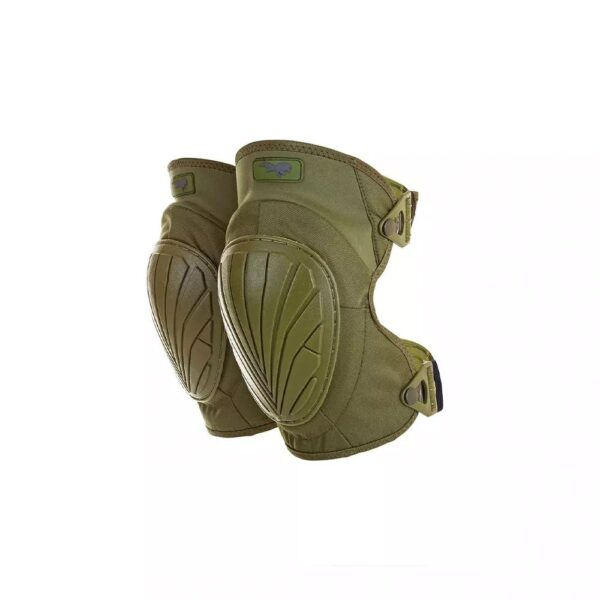 Tactical Knee Pads Hagor Olive Green