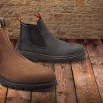 Work Boots Noga Einat Brown