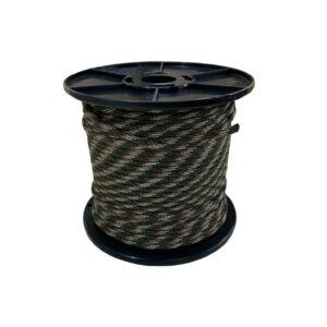 Shaldag Cord Woodland Camo - 2 mm